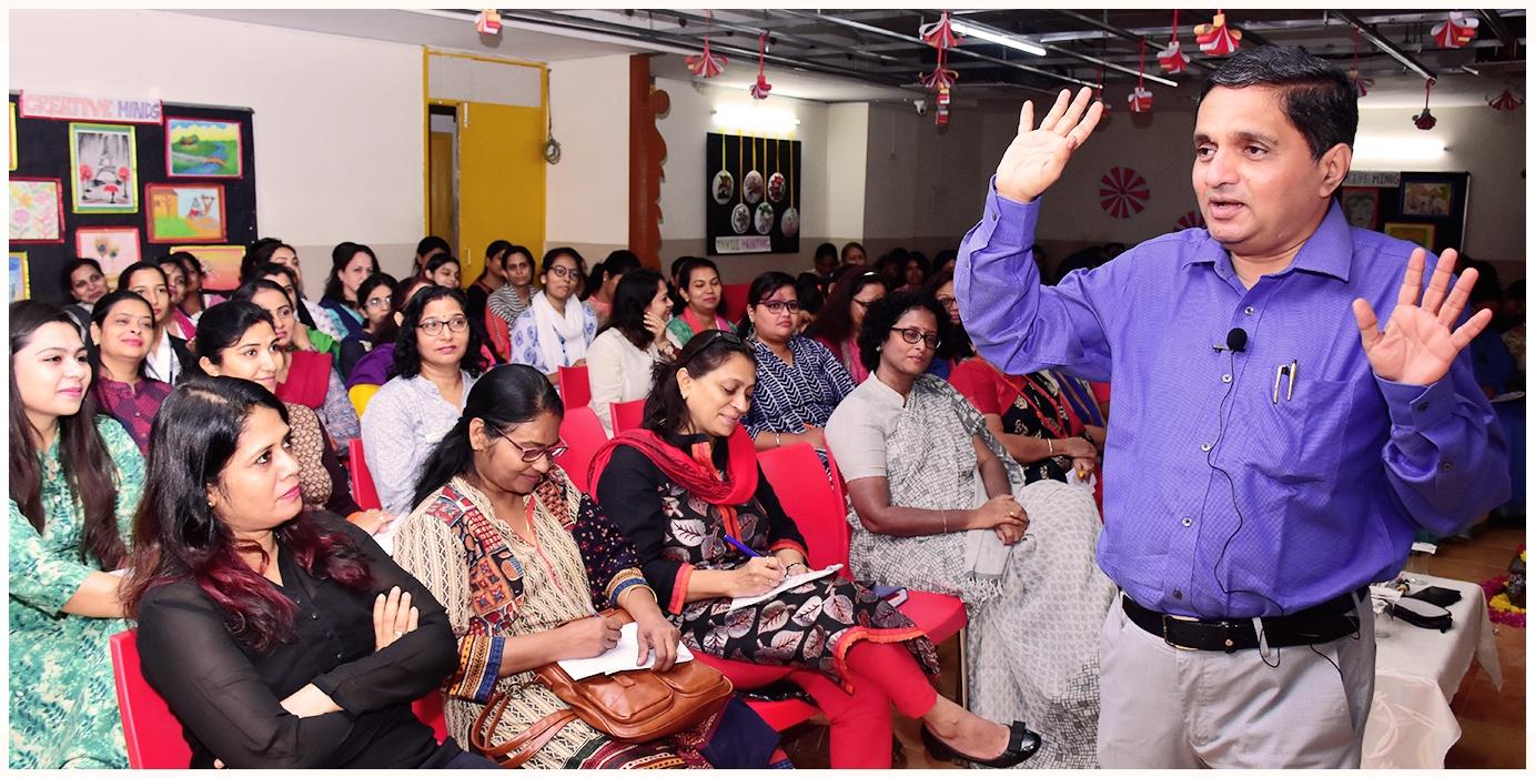 Eminent Mental Health Professional Dr. Harish Shetty