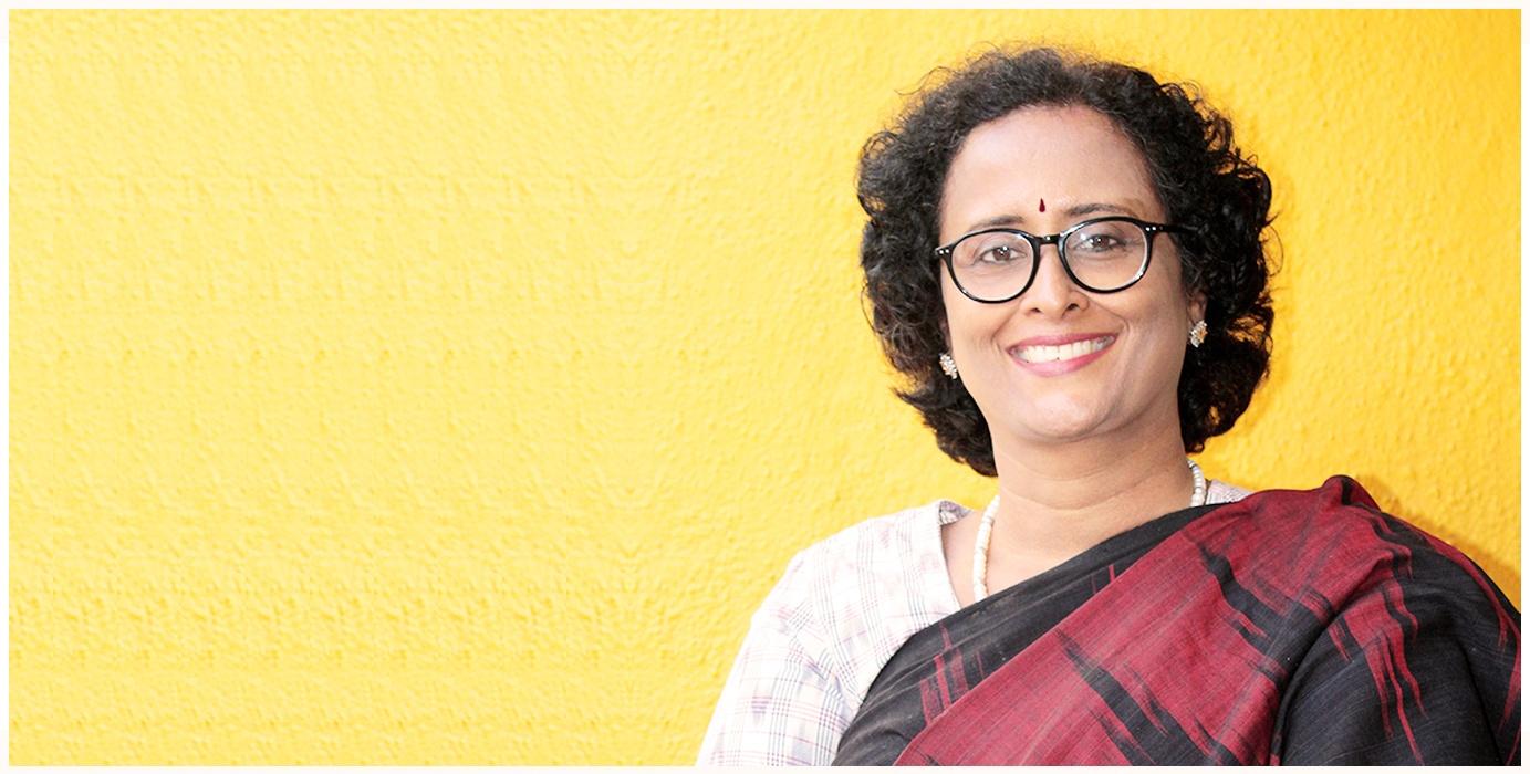 Ms. Suprabha Menon, Principal CBSE City Co- Ordinator, Vadodara District
