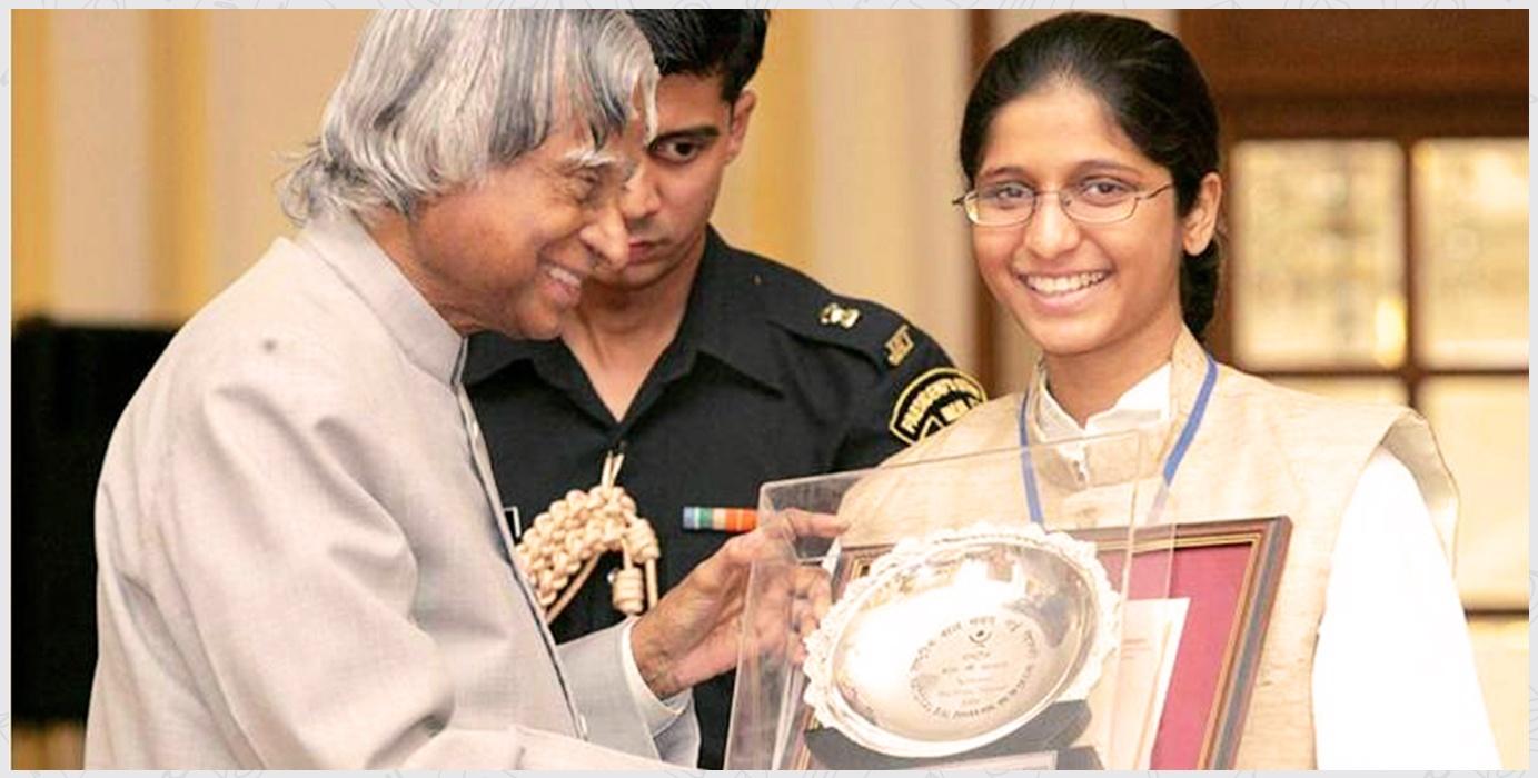 2006 Mansi Gokhale, Balshree Award