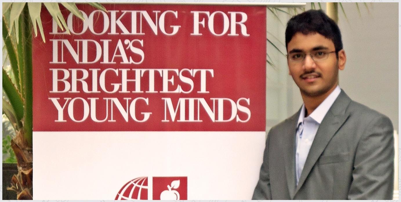 2012-13 Aruj Shah, Times Scholars