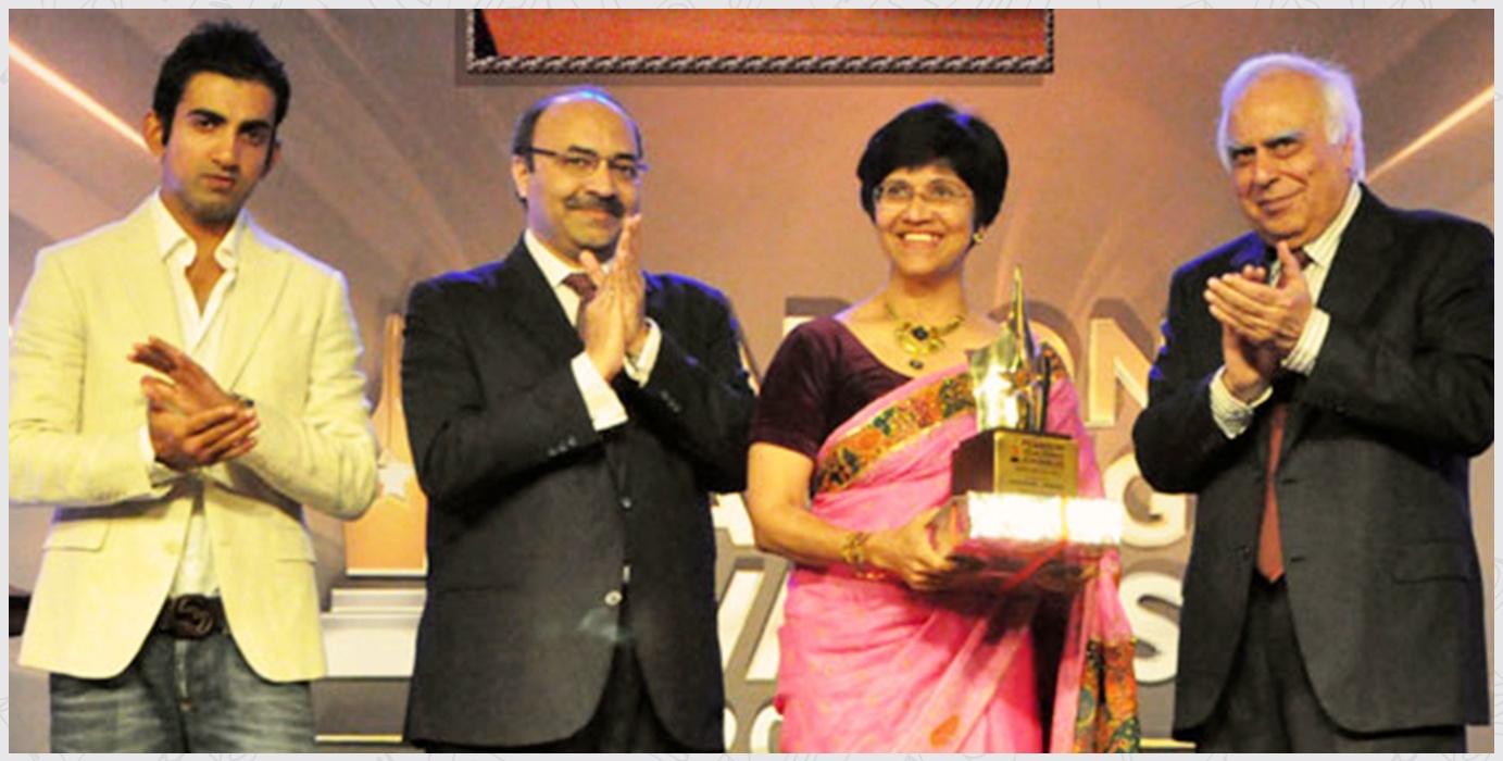 2013 Kashmira Jaiswal Person Teaching Awards
