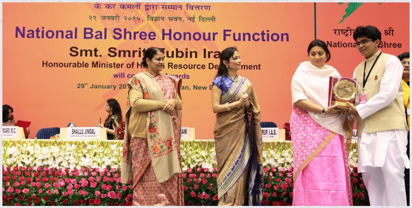 Balshree Award