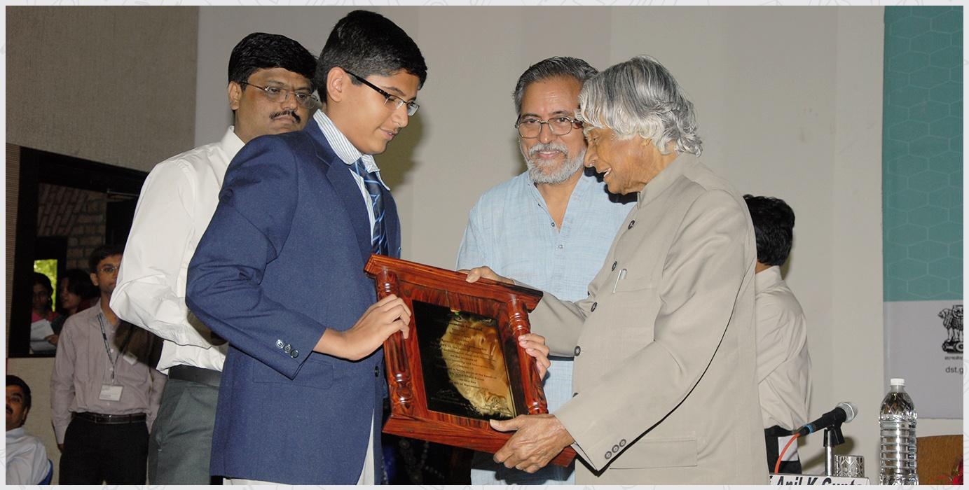 2010-11 Vishan Popat, Ignite Award