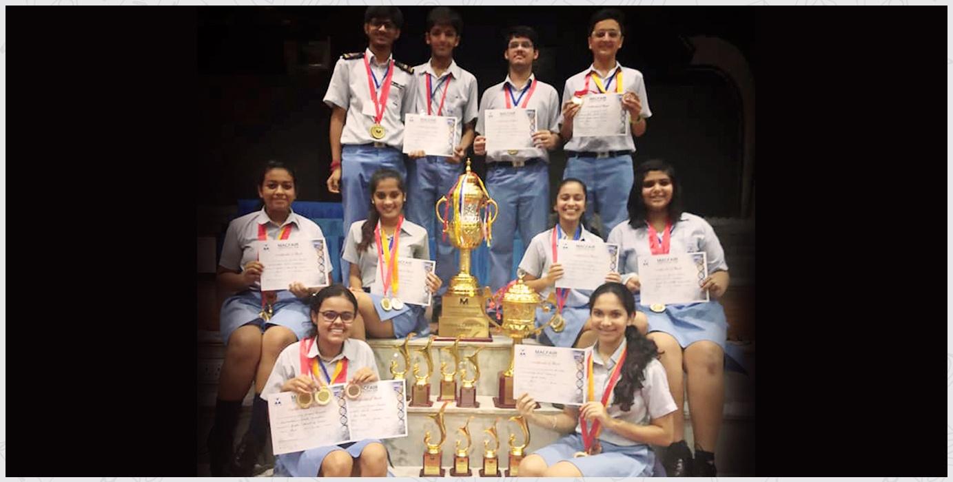 13th Macfair International Organized by City Montessori School, Lucknow
