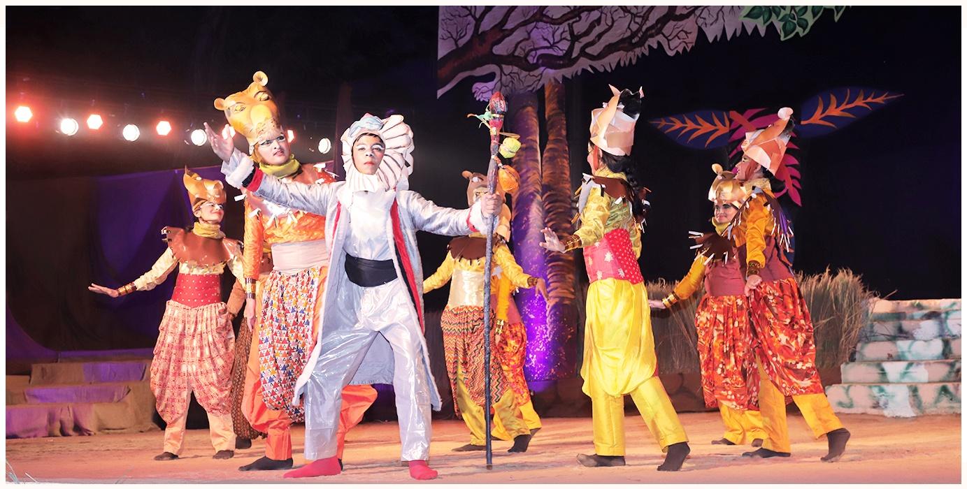 Annual Concert Lion King Return 2019-20