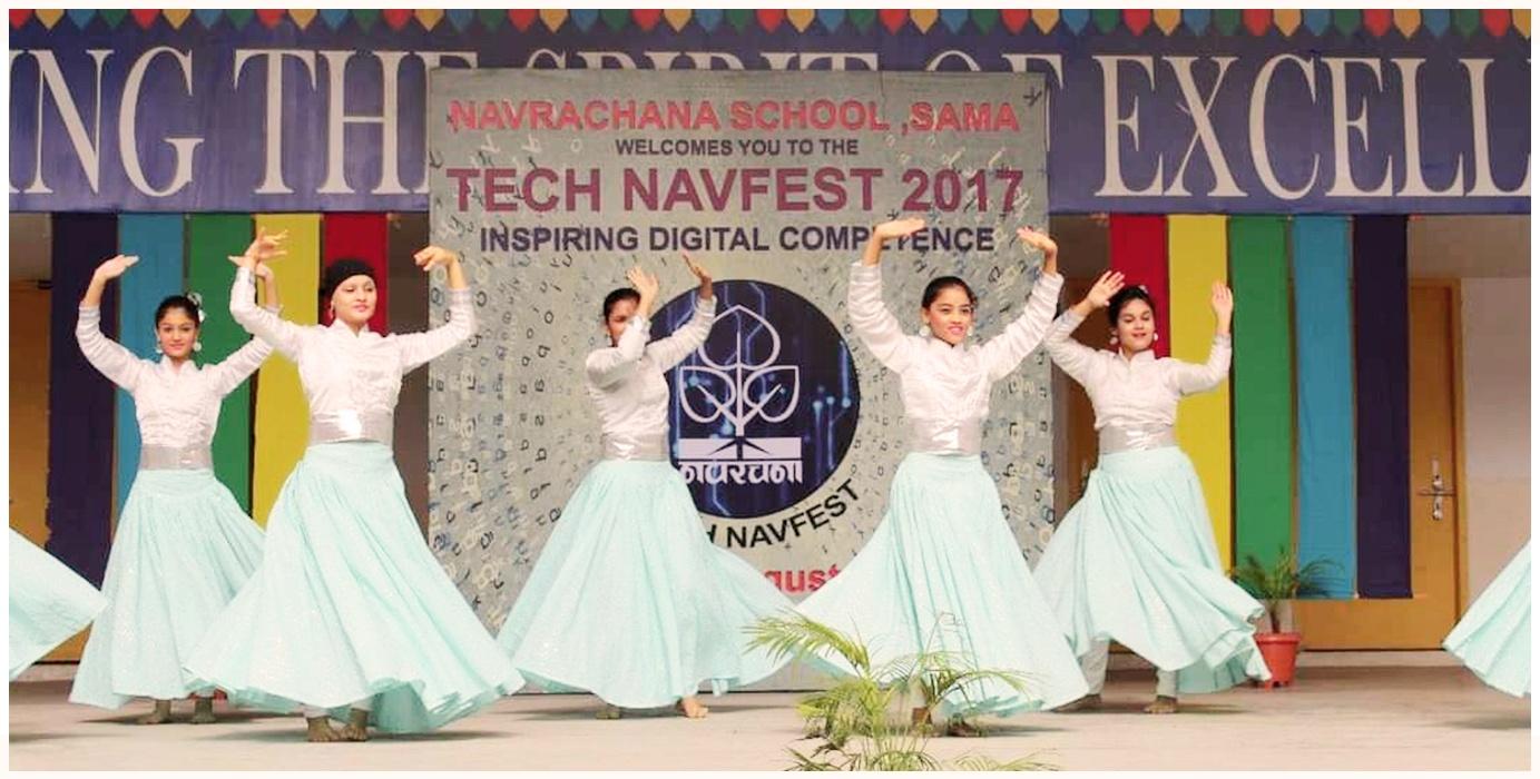 Grand Opening Ceremony - Technav Fest 2017