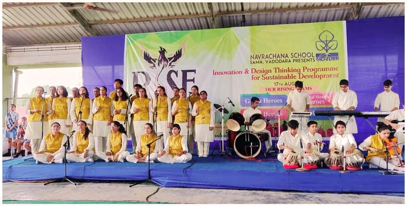 School Orchestra - Rise 2019