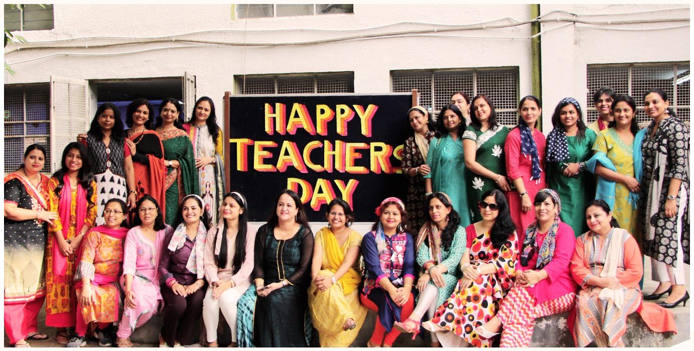 Teachers Day 2018