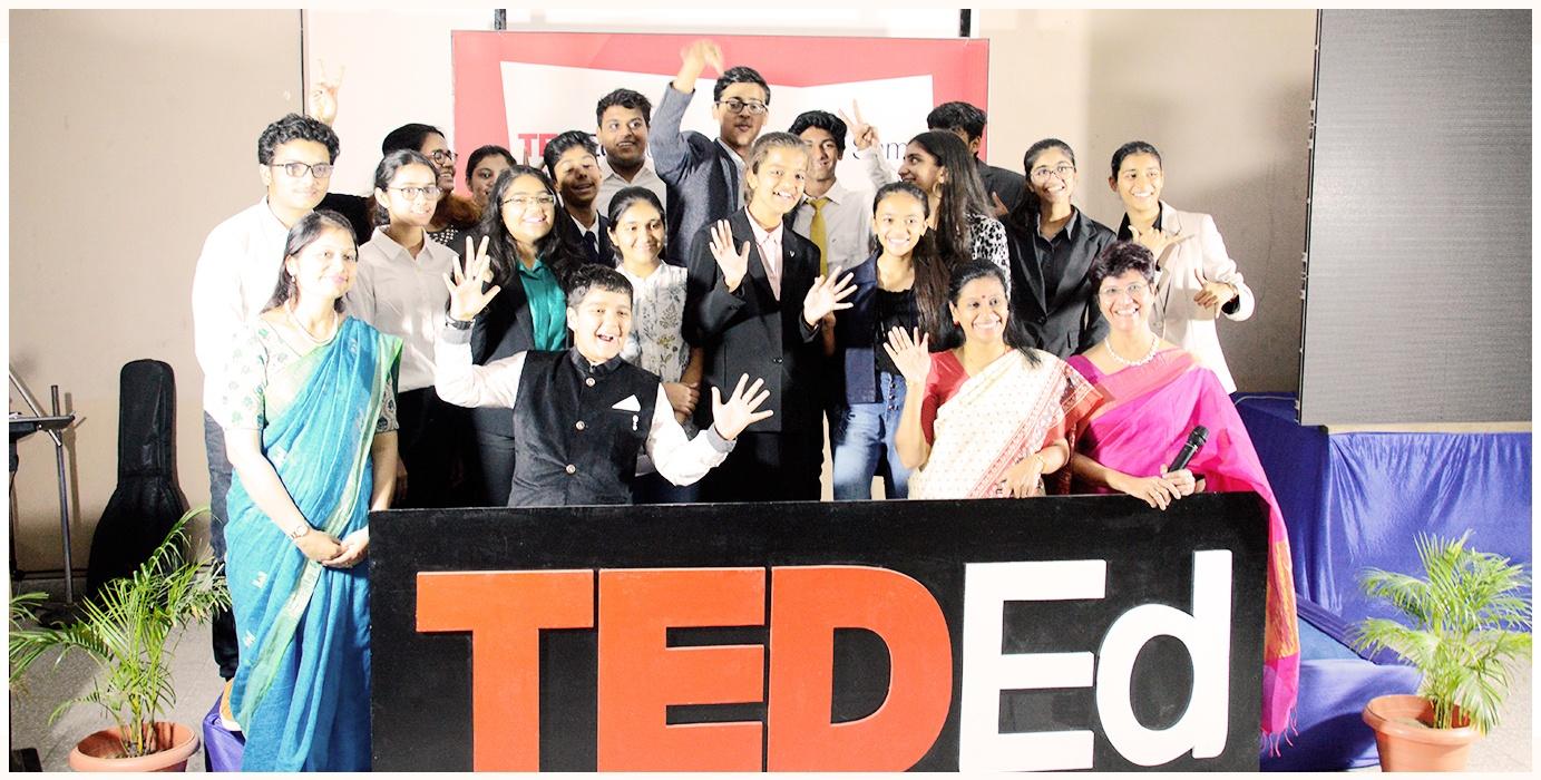 Orators Joy Ted Ed Club