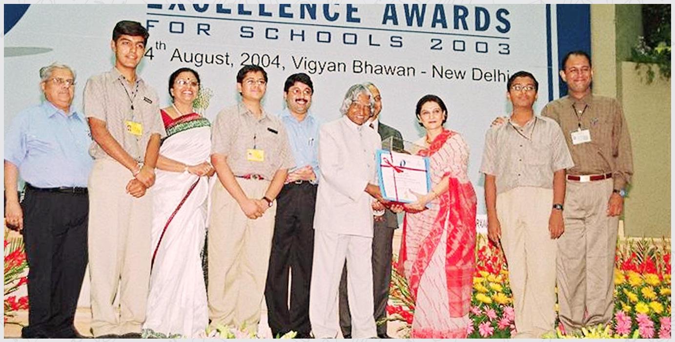 2003 National Computer Literacy Award