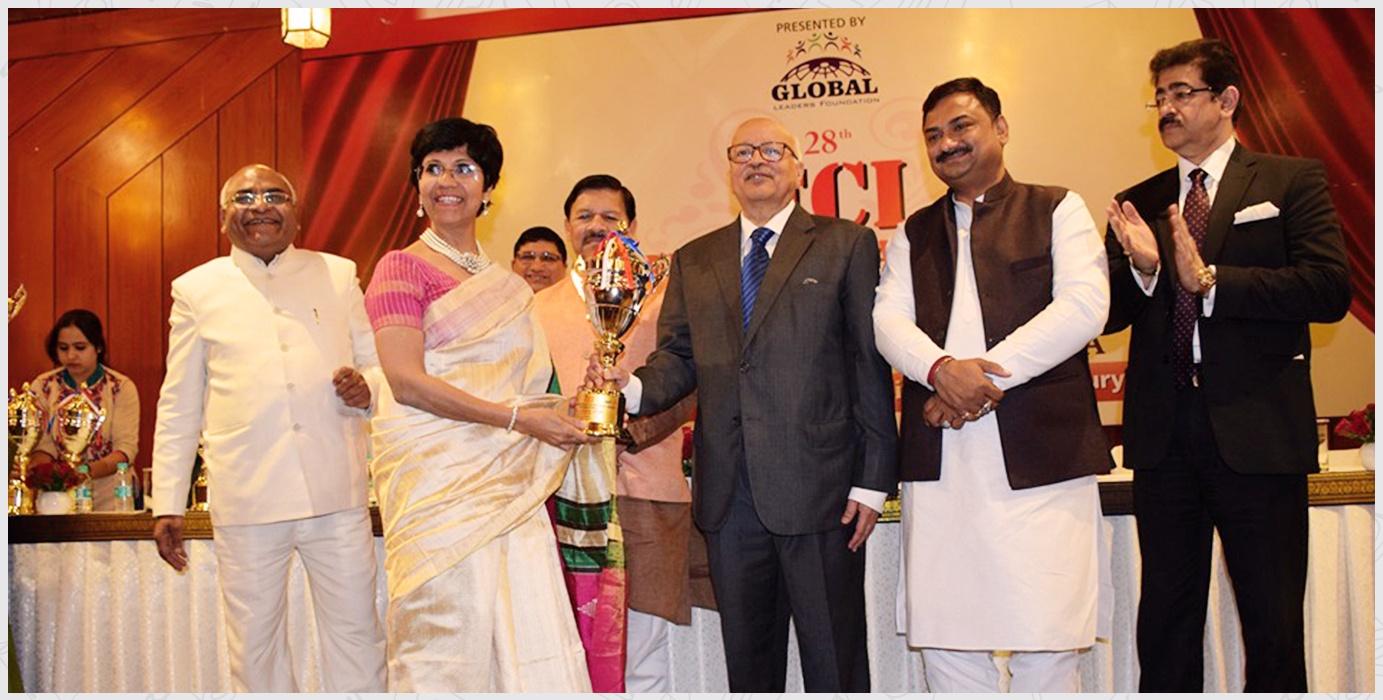 2015 Global Leader in Education Award