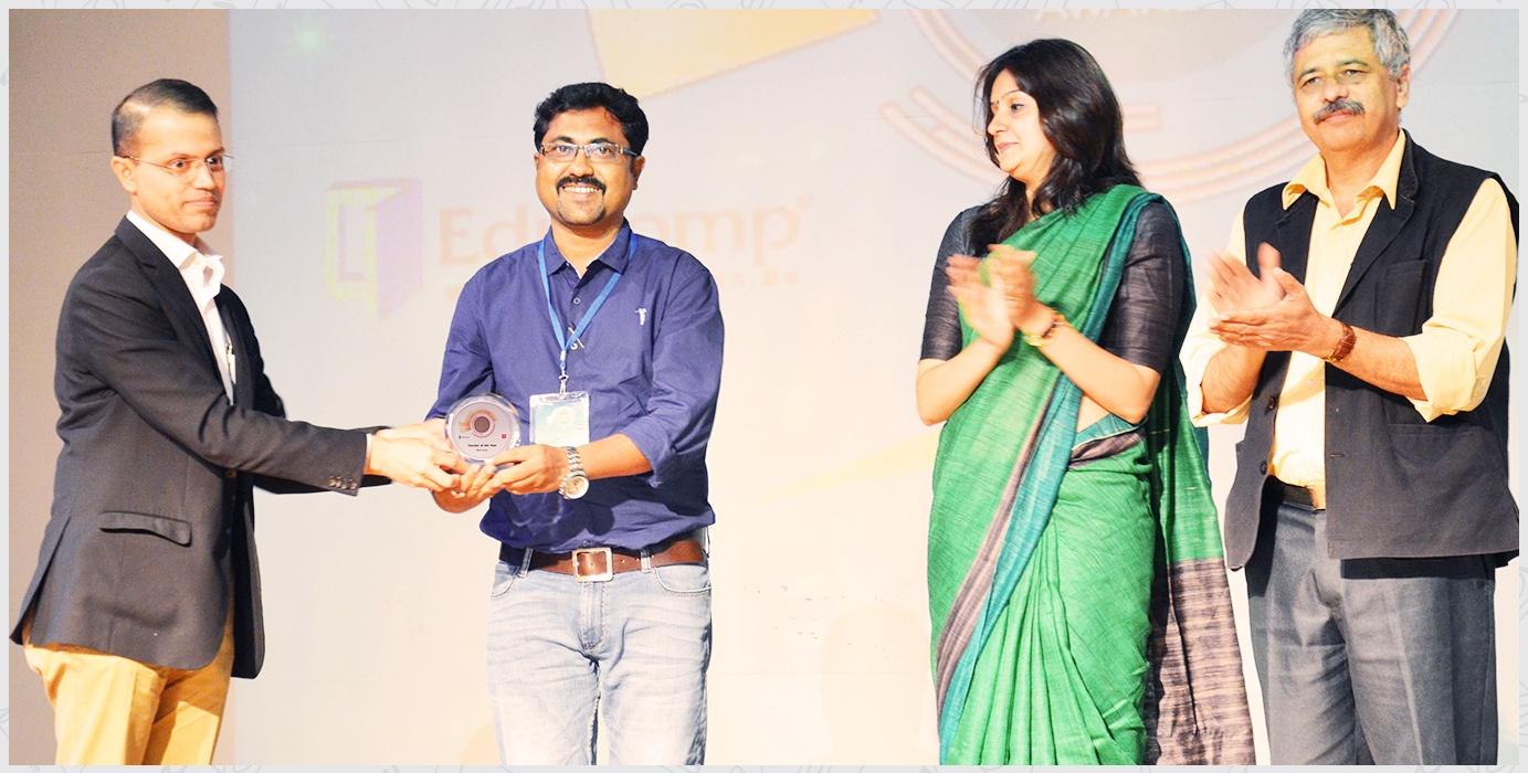 Dr. Deepak Mahakul, Regional Teacher of the Year, India Today