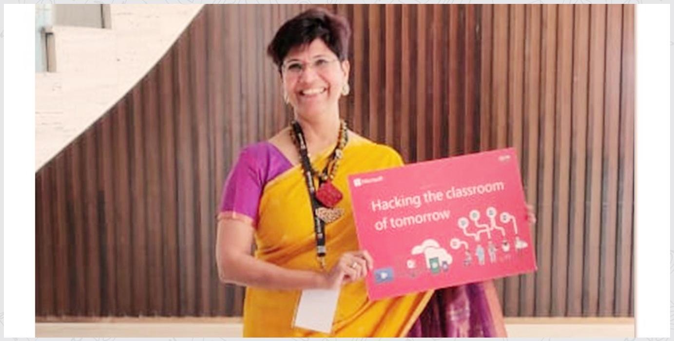Ms. Kashmira Jaiswal, Speaker at National Microsoft Edudays Conference